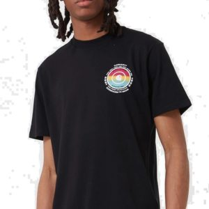 CARHARTT WIP Tee Shirt Worldwide Black