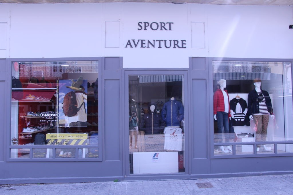 Sport Aventure Orange