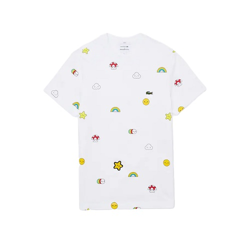 T-shirt Lacoste Friendswithyou