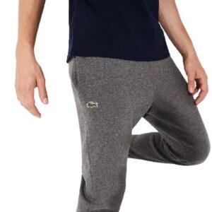 LACOSTE Pantalon de Survêtement coton bitume