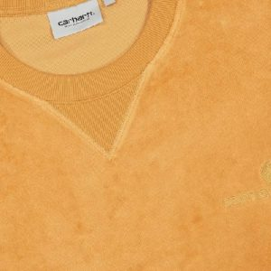 CARHARTT Sweatshirt velours winter sun