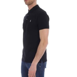 RALPH LAUREN Polo Slim Fit Black