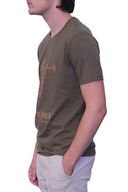 Tee shirt coton bio BonMoment