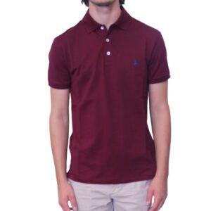 RALPH LAUREN Polo Slim Fit red