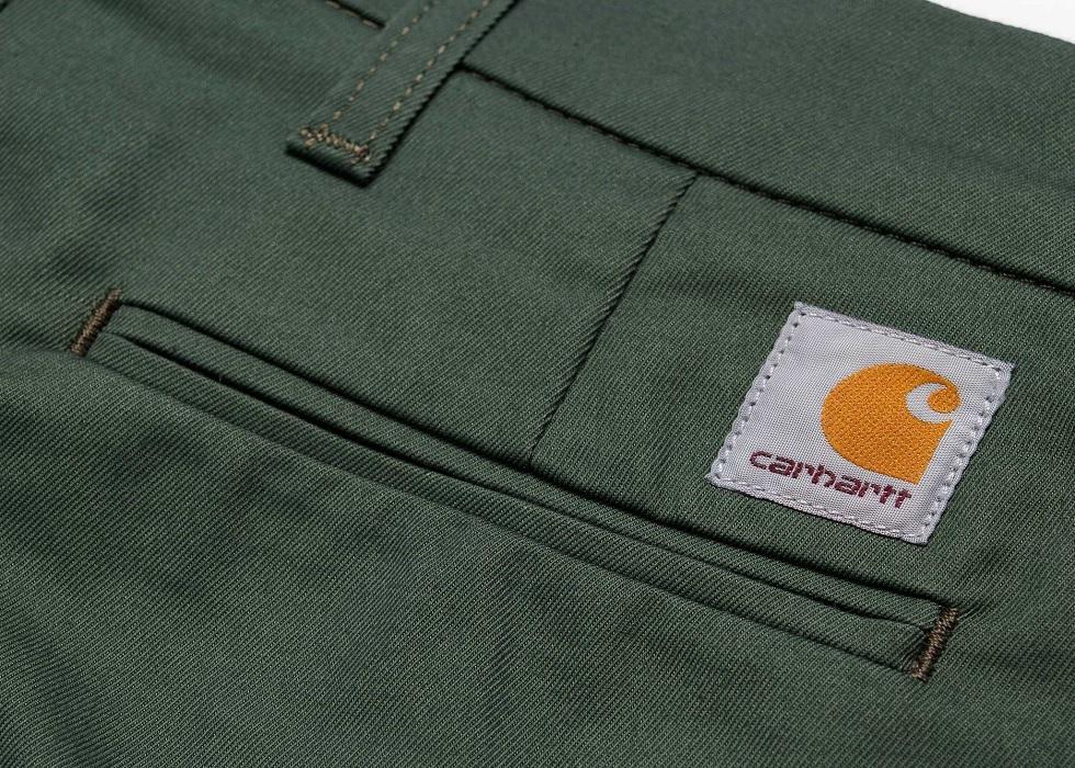 pantalon chino carhartt