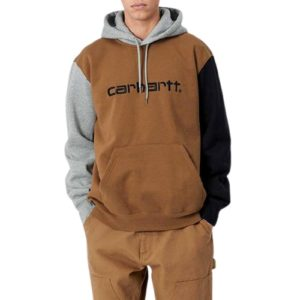 CARHARTT Hooded Tricol hamilton brown