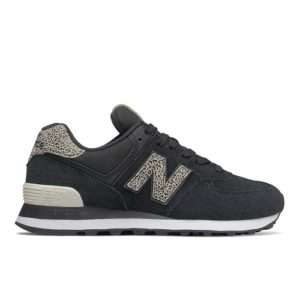 NEW BALANCE Sneakers 574 femme black