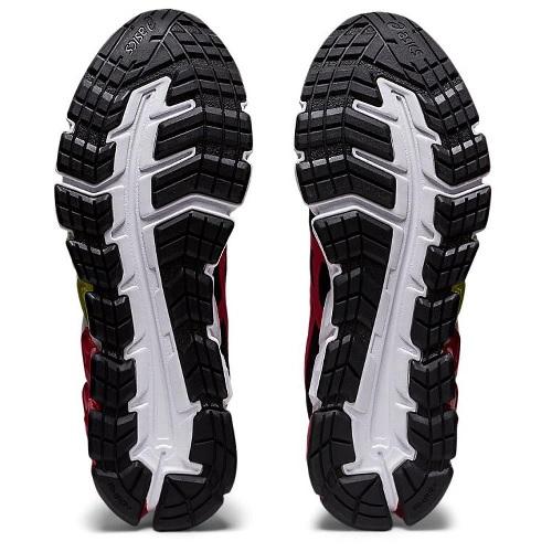 Sport Aventure Orange Sneakers Asics Gel Quantum 180 5 chaussures baskets magasin de sport et mode homme et femme