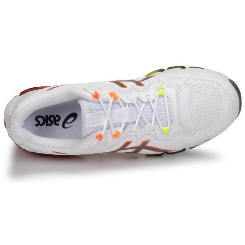 Sport Aventure Orange chaussures sneakers baskets Asics Gel Quantum 360 6 white magasin de sport et mode chaussures homme et femme
