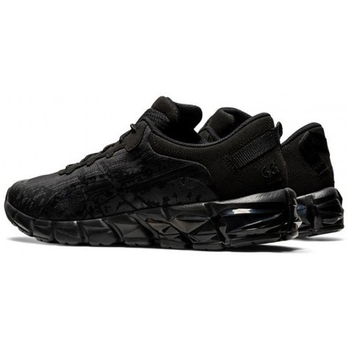 Sport Aventure Orange sneakers Asics gel quantum 90 black chaussures baskets magasin de chaussures sport et mode