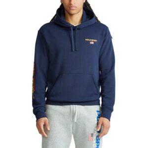 RALPH LAUREN Sweat capuche Polo Sport navy
