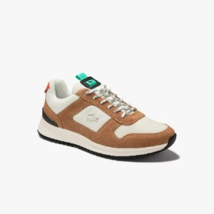 LACOSTE Sneakers Joggeur 2.0 tan