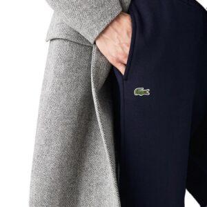 LACOSTE Pantalon de Survêtement coton marine