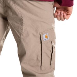 CARHARTT Pantalon Aviation leather