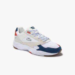 LACOSTE Sneakers Storm 96 Lo white/dark blue