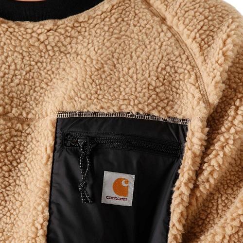 Sport Aventure Orange sweat polaire bouclette prentis Carhartt magasin de sport et mode homme et femme