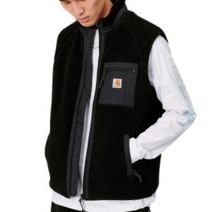 CARHARTT Prentis veste polaire sans manches black