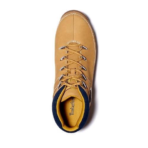 Sport Aventure Orange boots Timberland Euro sprint cuir magasin sport vêtement et chaussures homme femme