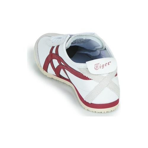 sport aventure orange chaussures Asics Onitsuka tiger burgundy sneakers mode homme et femme