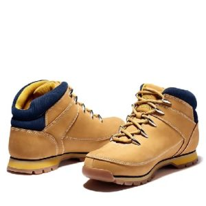 TIMBERLAND Euro sprint Bottines wheat en cuir