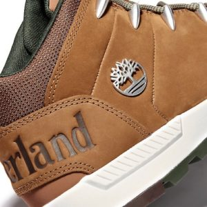 TIMBERLAND Sprint Trekker rust Bottines