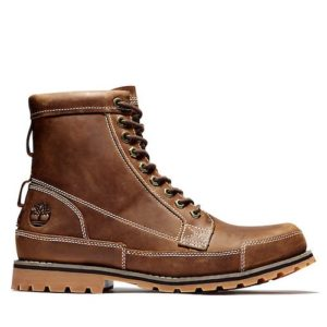 TIMBERLAND Originals Bottines rust full