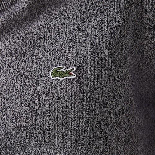 Sport aventure Orange pull coton Lacoste sport vêtement mode et sport homme et femme