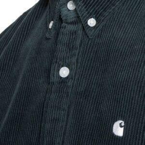 CARHARTT Madison chemise dark teal