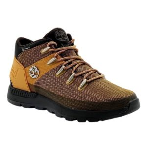 TIMBERLAND Boots Sprint Trekker fabric wheat