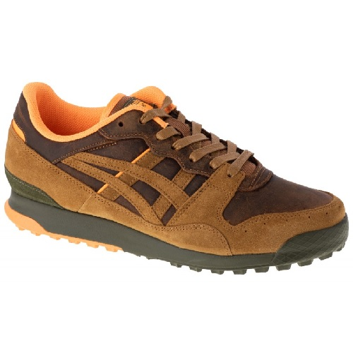 Sport Aventure Orange sneakers chaussures Asics tiger Harizonia magasin et vêtement