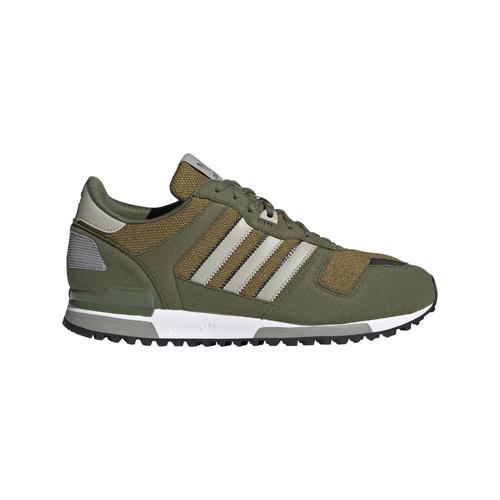 chaussures Adidas zx 700 running sport mode sport aventure à Orange sneakers baskets