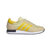 chaussures ADIDAS ORIGINALS USA 80 modèle rétro beige jaune sneakers mode sport aventure à Orange