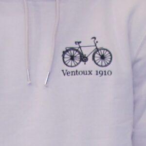 BONMOMENT Sweat capuche vélo Ventoux naturel
