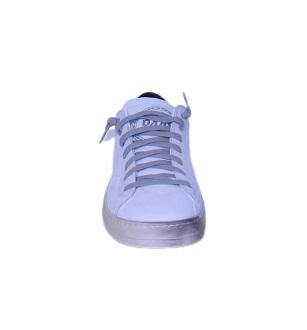 basket cuir italien P448 JOHN chaussures mode sport p448 magasin sport aventure Orange vetement et chaussures sport mode