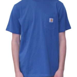 CARHARTT T-Shirt Pocket shore