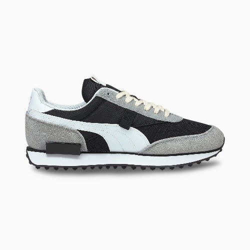 baskets puma homme future rider vintage sneakers puma noire future rider vintage black sport magasin sport aventure Orange chaussures et vetements mode