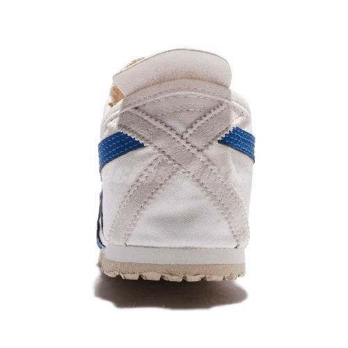 chaussures Asics Onitsuka mexico slip-on white légère sans lacets slip on bleu blanc rouge sneakers sport boutique sport aventure à Orange sport et mode Asics Onitsuka Tiger