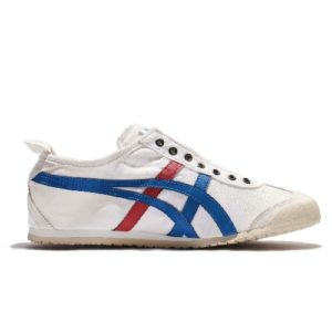 ASICS Mexico 66 slip-on white