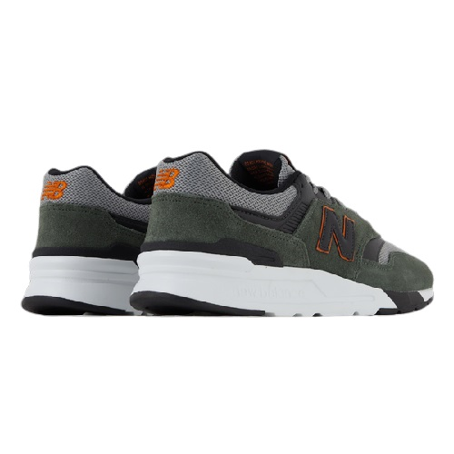 sneakers chaussures new balance homme CM 997 sport magasin sport aventure orange mode vetement et chaussures sport