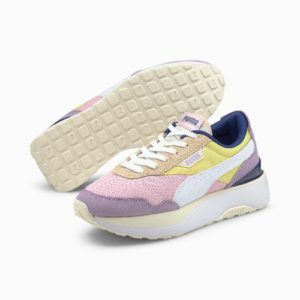 PUMA Cruise rider pink/yellow