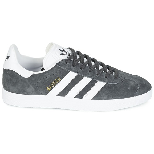 Chaussures ADIDAS Originals gazelle grey magasin sport aventure Orange mode sport sneakers baskets