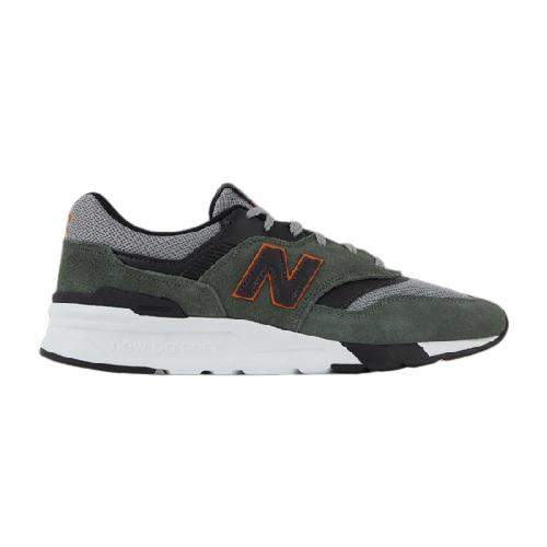 chaussures NEW Balance cm 997 KAKI sneakers sport mode magasin sport aventure à Orange