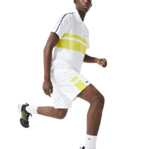 LACOSTE Short Tennis blanc