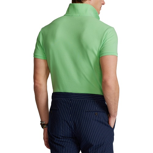 Polo slim fit RALPH LAUREN et stretch vert t-shirt polo sweatshirt casquette ralph lauren boutique sport aventure à Orange RALPH LAUREN