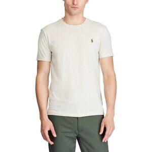 RALPH LAUREN T-Shirt andover Col Rond Slim