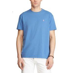 RALPH LAUREN T-Shirt french Col Rond Slim