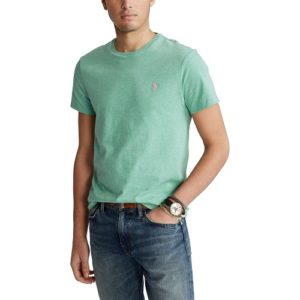 RALPH LAUREN T-Shirt american Col Rond Slim