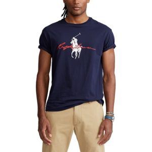 RALPH LAUREN T-shirt Bigpony navy