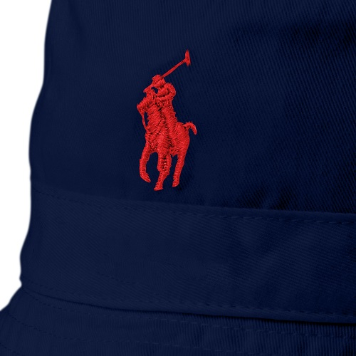 bob Ralph Lauren coton marone brodé boutique sport aventure Orange casquette polo bob t-shirt sweat sport