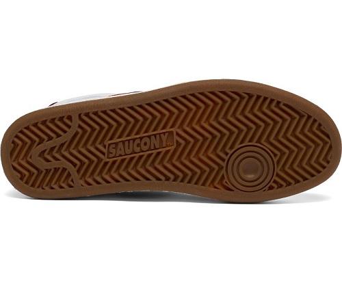 chaussures cuir Saucony style tennis baskets sneakers saucony boutique sport aventure à Orange